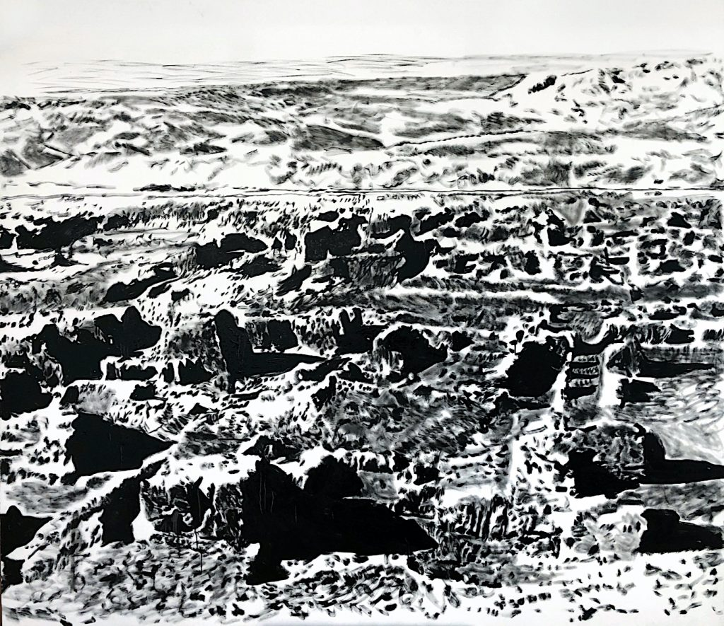 pietro-geranzani-paesaggio-di-rovine-in-progress